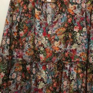 H&M Dresses - Floral Dress